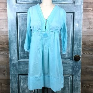 Lily Pulitzer Alfa Tunic Party Hopper Cover-up Med